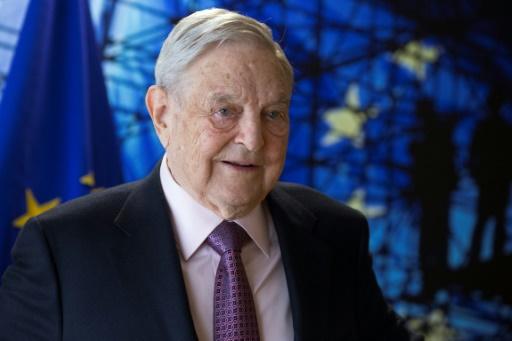 La fondation Soros quitte son berceau hongrois et blâme Orban