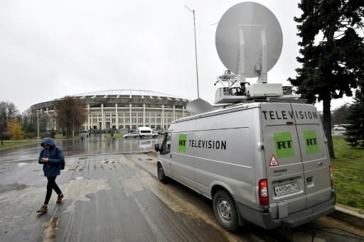 Perquisitions de médias russes en Ukraine, le Kremlin promet une riposte