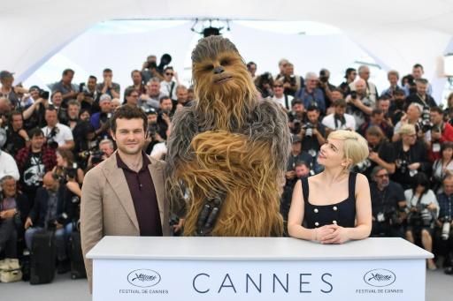 Avec Han Solo et Thomas Pesquet, Cannes s'envole vers les étoiles