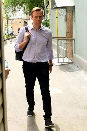L'opposant russe Navalny condamné à 30 jours de prison pour une manifestation non-autorisée