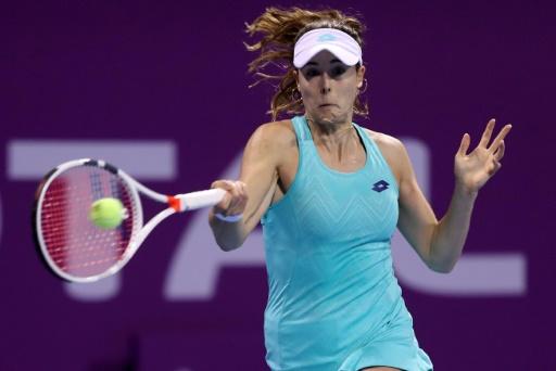 La joueuse de tennis niçoise Alizé Cornet blanchie des soupçons de dopage