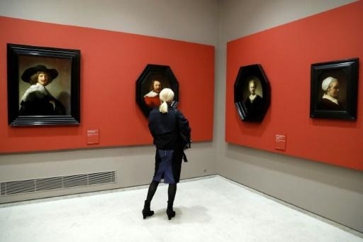 Un tableau inédit de Rembrandt découvert après une vente aux enchères