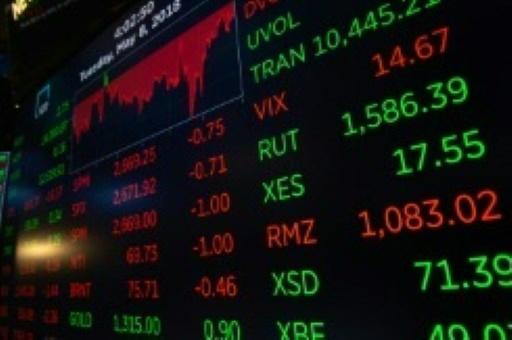 Wall Street bousculée par la hausse des taux d'intérêt