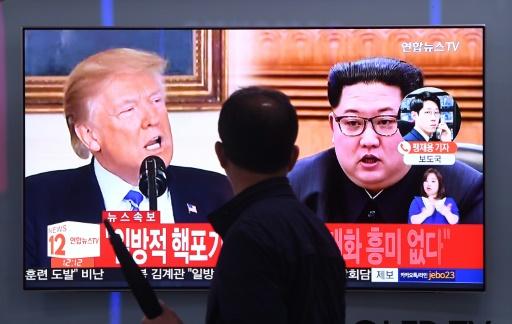 Pyongyang menace d'annuler le sommet avec Washington (KCNA)