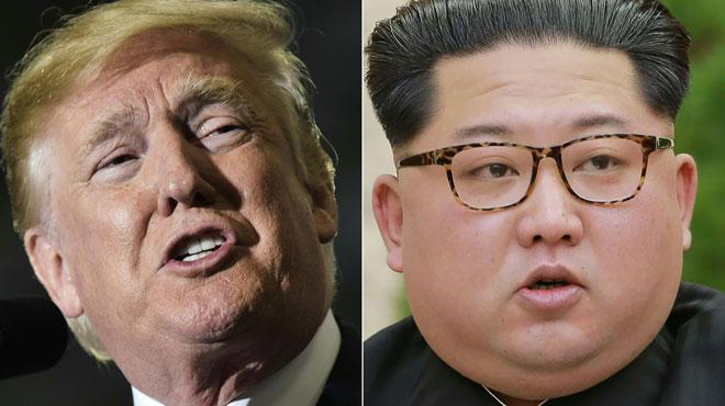 Kim Jong Un menace d'annuler le sommet avec Trump