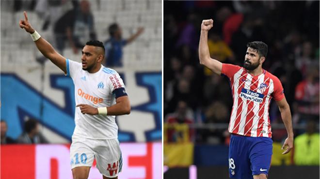 Europa League: le rêve de Marseille face au réalisme de l'Atlético Madrid