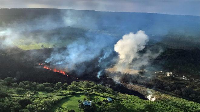 ALERTE ROUGE: le Kilauea et ses nuages de cendre menacent la vie des Hawaïens