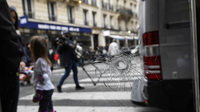 Attaque au couteau à Paris: