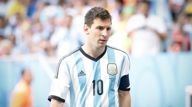 Messi dévoile ce qu'est pour lui un Mondial réussi