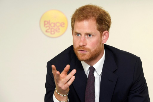 Le prince Harry, trublion assagi de la famille royale