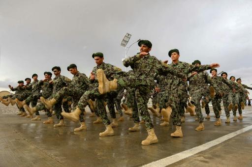 Afghanistan : les forces de sécurité moins affaiblies qu'estimé