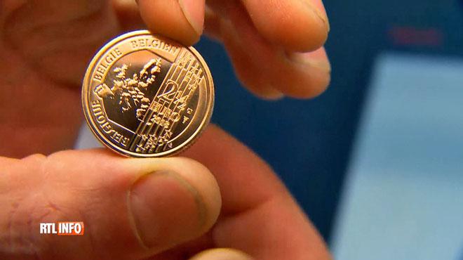 Les Diables Rouges auront leur propre pièce de monnaie pour le Mondial de football 2018
