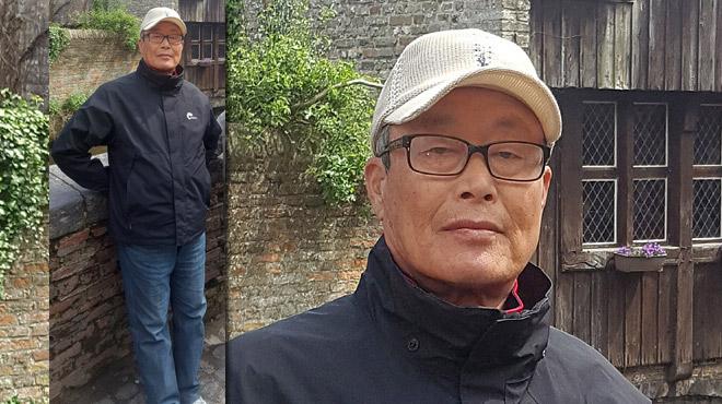 Monsieur HAN, venu à Bruxelles pour voir son fils, a été retrouvé