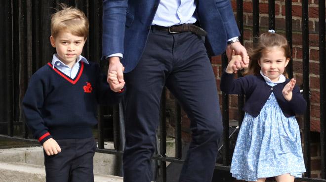 Mariage de Harry et Meghan J-3: Quel rôle vont jouer Charlotte et George lors de la cérémonie?