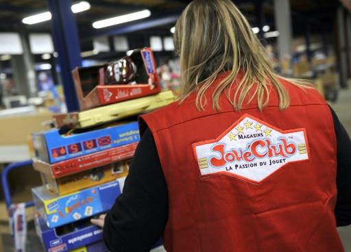 JouéClub change de patron, dans un marché du jouet fragile