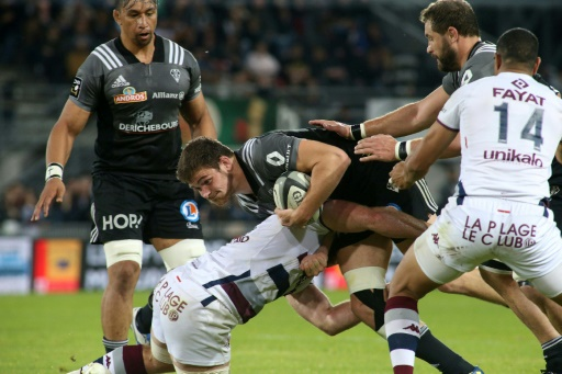 Top 14: Sanconnie attendu au Racing 92