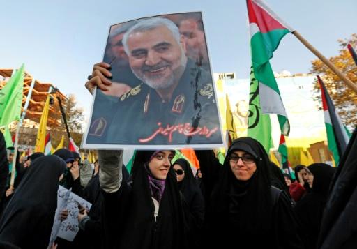 Le général iranien Soleimani, un homme d'influence au Moyen-Orient