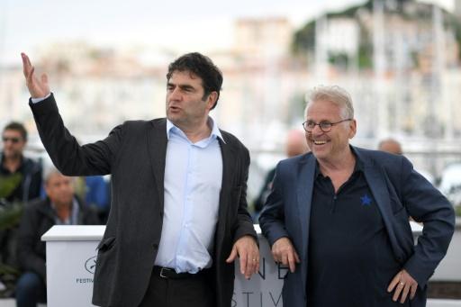 Cohn-Bendit et Goupil, deux figures de mai 68 dans la France de Macron