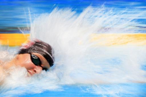 Natation: Ledecky pulvérise son record du monde sur 1500 m