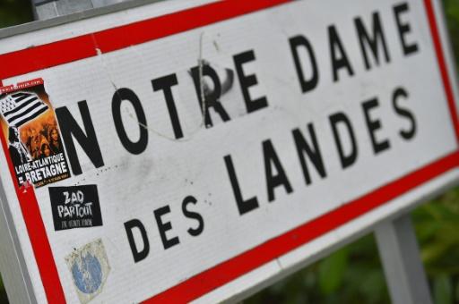 NDDL: début d'une deuxième opération d'expulsion sur la ZAD