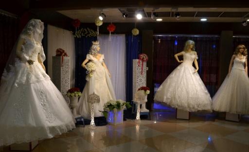 A Mossoul après l'EI, le mariage est devenu un luxe