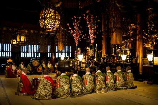 Au Japon, même les moines peuvent souffrir de surmenage