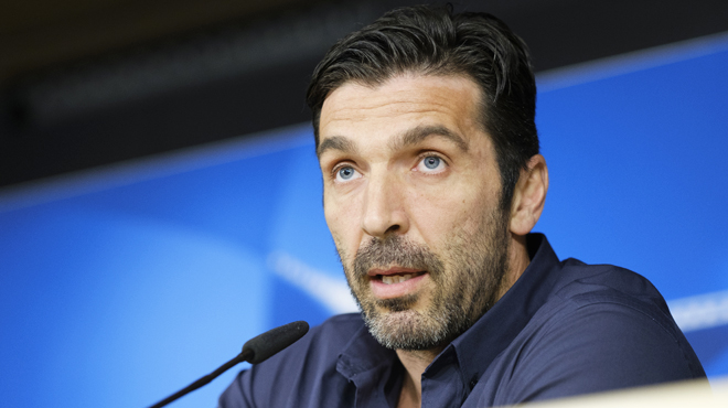 Buffon exclut un retour en sélection: