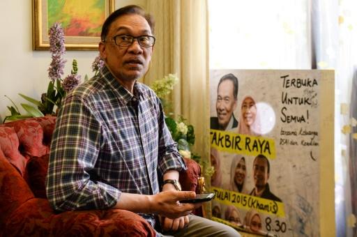 Malaisie: Anwar Ibrahim estime que l'ex-Premier ministre va le remplacer en prison