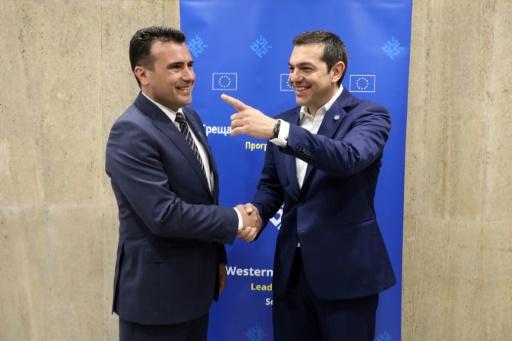 Nom de la Macédoine: Zaev dit avoir trouvé une solution
