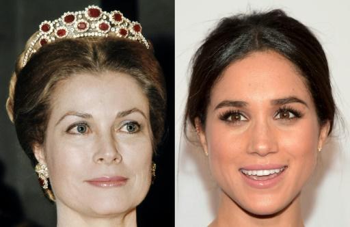 Meghan Markle et Grace Kelly, deux actrices américaines tombées pour un prince européen