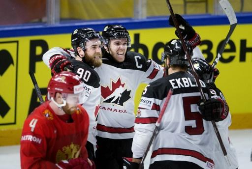 Hockey: pas de doublé JO-Mondiaux pour la Russie