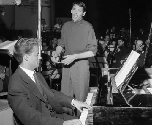 Gérard Jouannest le pianiste aux doigts d'or de la chanson française