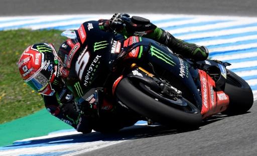 Moto: Johann Zarco de retour dans son fief pour le GP de France
