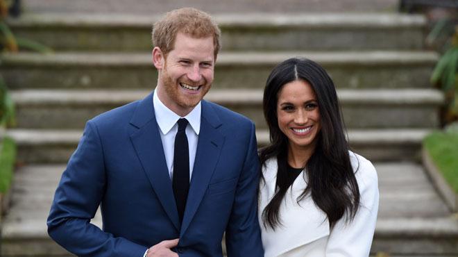 Mariage de Harry et Meghan J-1: la robe de mariée est le SECRET le mieux gardé du Royaume-Uni