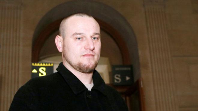 Marc Machin, condamné à tort à l'âge de 19 ans pour le meurtre de Marie-Agnès Bédot, en garde à vue pour viol