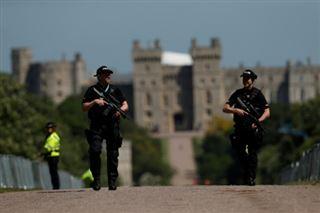 A l'approche du mariage royal, Windsor s'est transformée en forteresse