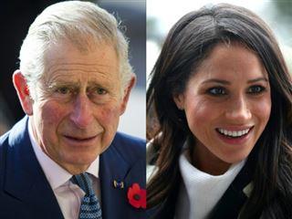 Mariage royal- le prince Charles conduira Meghan Markle à l'autel