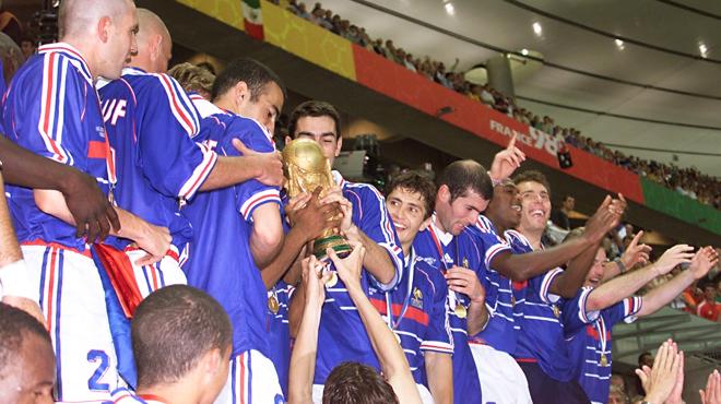 Michel Platini avoue une magouille en 1998 — Mondial