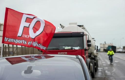 Transport routier: FO menace d'un conflit à partir du 3 juin
