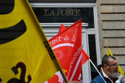 Des postiers rennais vont reprendre le travail après 132 jours de grève