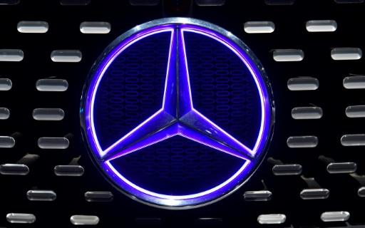 Mercedes annonce sa première voiture