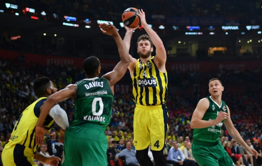 Basket: Fenerbahçe défendra son titre contre le Real Madrid en Euroligue