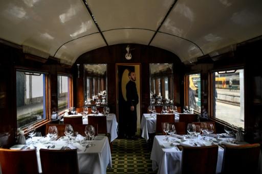 Le train présidentiel portugais, capsule à voyager dans le temps