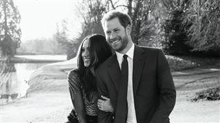 Mariage de Meghan et Harry- on sait désormais comment on devra les appeler une fois qu'ils seront unis