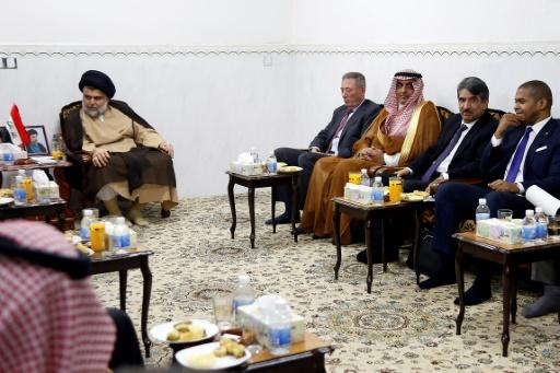 Irak: l'outsider anti-américain Moqtada Sadr remporte les législatives