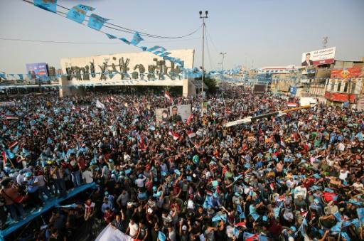 Moqtada Sadr, chef de milice devenu héraut de la lutte anti-corruption