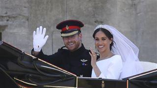 Mariage de Meghan et Harry- dans la calèche, le prince se dit être prêt pour un verre