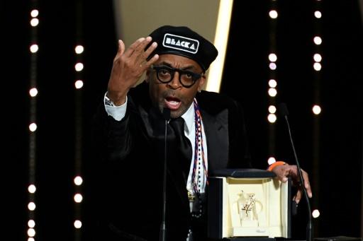 Cannes: Spike Lee récompensé par le Grand Prix pour