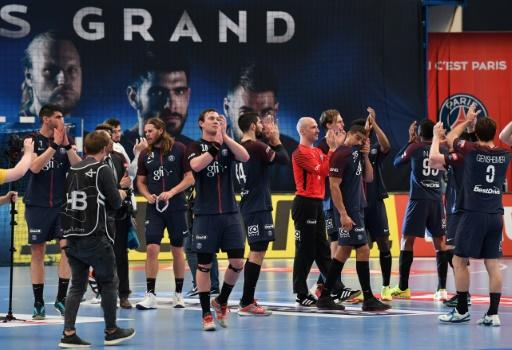 Hand: le PSG gagne son dernier match avant le Final Four