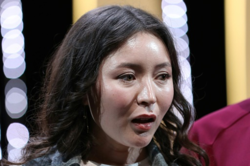 Cannes: Samal Esljamova, la surprise venue du Kazakhstan